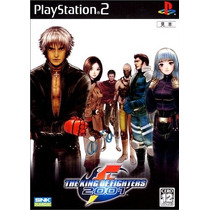 The King Of Fighters 2001 Ps2 Japones