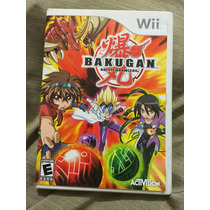 Bakugan Battle Brawles Wii Nintendo Usado