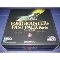 Macross Plus Yamato Yf-19 Fold Booster & Fast Pack 1/60 Maa