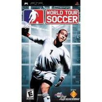 Juego Psp World Tour Soccer