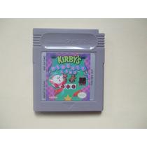 Gameboy Kirbys Pinball Land