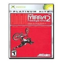 Dave Mirra Freestyle Bmx 2 Xbox Nuevo Y Envio Inmediato