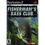 Ps2 Fisherman`s Bass Club Nuevo Y Entrega Inmediata