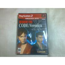 Resident Evil Codigo Veronica