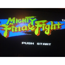 Mighty Final Fight -teken--bugs3--fifa De Nintendo Family