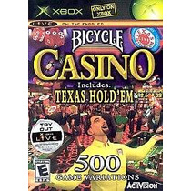 Bicycle Casino Includes Texas Hold
