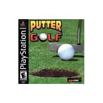 Playstation 1 Putter Golf Nuevo Y Entrega Inmediata