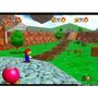 Nintendo 64 Super Mario 64 Portada Restaurada