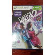 Dance Central 2 Xbox 360 Nuevo Sellado Original Disco Fisico