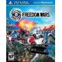 Freedom Wars Vita Sellado Y Nuevo
