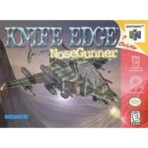 Juego Knife Edge De Nintendo 64