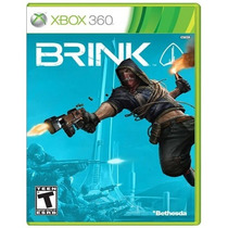 Brink Para Xbox 360 Nuevo Y Sellado Videojuego
