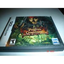 Nintendo Ds-piratas Del Caribe