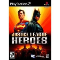 Justice League Ps2