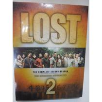 Lost 2 Temporada Discos Inlges E658