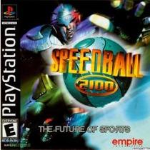 Playstation 1 Speedball 2100 Nuevo Y Entrega Inmediata