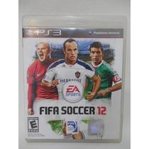 Fifa Soccer 12 Ps3 Juego Disco Playstation E68