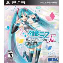 Project Diva F2nd Ps3 Nuevo Citygame