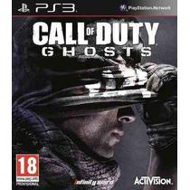 Call Of Duty Gosth Edicion De Oro Ps3 Master_games