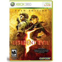 ..:: Resident Evil 5 Gold Edition ::.. Para Xbox 360
