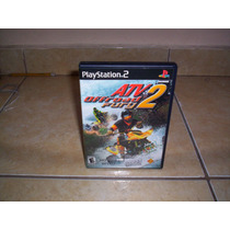 Atv Offroad Fury 2 Playstation 2 +++