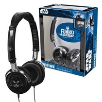 Funko Star Wars Darth Vader Headphones Audifonos The Force