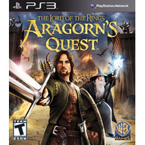 Ps3 The Lord Of The Rings: Aragorn