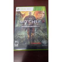 Vendo The Witcher 2 Xbox 360 Con Caja Y Manual 3 Discos