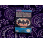 Batman Caja E Instructivo Nintendo Nes