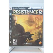 Resistance 2 Para Playstation 3 Ps3