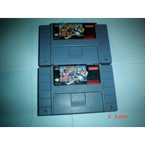 Super Nintendo Street Figther 2 Turbo