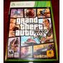 Videojuego Grand Theft Auto V Gta 5 Xbox 360 Nuevo Sellado