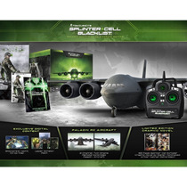 Splinter Cell Blacklist Aircraft Edition Xbox360 $3400 Pesos