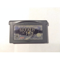 Breath Of Fire - Game Boy Advance -