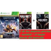 Call Of Duty Black Ops 3 Xbox 360 Cod Bo3 + Black Ops