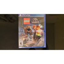 Lego Jurassic World Ps Vita Nuevo, Sellado