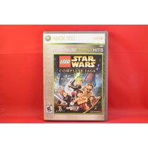 Lego Star Wars The Complete Saga Semi Nuevo.