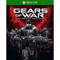 Gears Of War Ultimate Código Descargable Xbox One!!