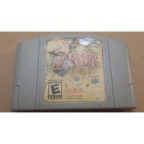 The Legend Of Zelda Ocarina Of Time Nintendo 64 Barato ++