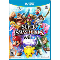 Super Smash Bros - Nintendo Wii U