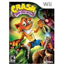 Crash: Mind Over Mutant Nintendo Wii Usado Blakhelmet Sp