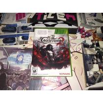Castlevania Lords Of Shadow 2 Xbox 360 . Venta O Cambio ;)