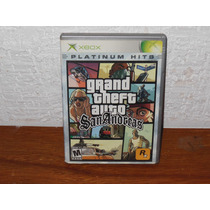 Xbox 360 Grand Thef Auto San Andreas En Español