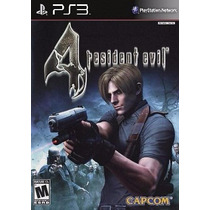 Resident Evil 4 Ps3 Pakogames