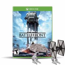 Star Wars Battlefront. Par Xbox One.¡sólo En Gamers!