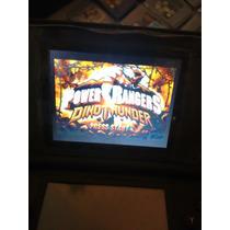 Power Rangers Dino Thunder Nintendo Gameboy Advance Gba