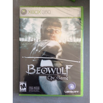 Beowulf The Game Xbox 360 Original Nuevo! Sellado