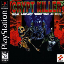Crypt Killer Ps1 Compatible Con Ps2