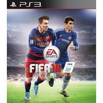 Fifa 16 Ps3 + Garantia