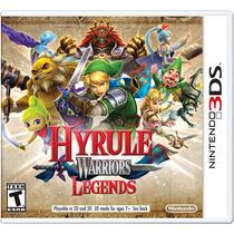 ¡¡hyrule Warriors Legends Para Nintendo 3ds En Whole Games!!